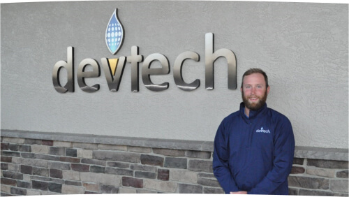 Team Devtech Jake Hoffman- Technical Services